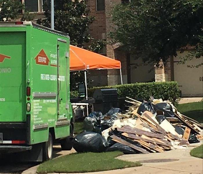Storm Damage Have storm or flood damage? SERVPRO of Northwest San Antonio is here to help!